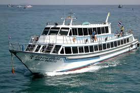 Phi Phi Hotel to Phuket Hotel by Ferry tickets