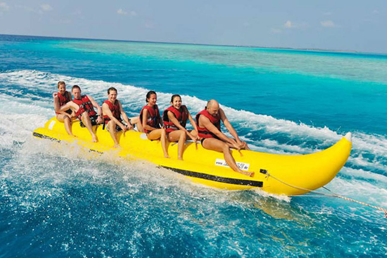 Coral Island Tour by Speed Boat