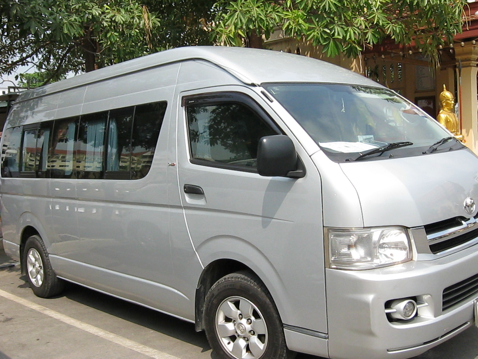 Phuket Hotel to Airport Transfer