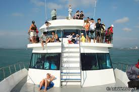 Phi Phi Hotel to Phuket Hotel by Ferry Schedule and Prices