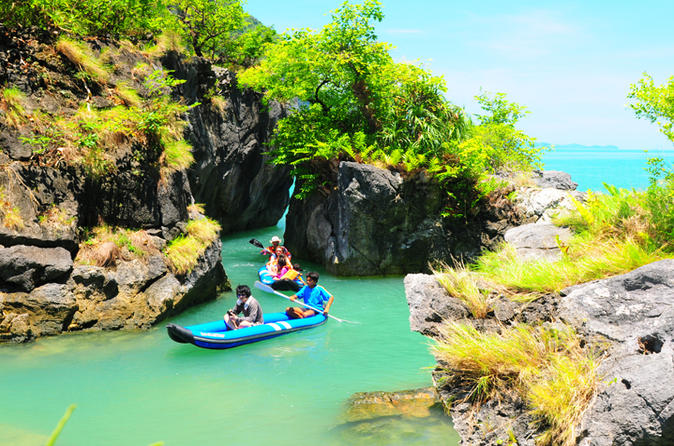 James Bond Island Tour with Lunch by Long tail Boat