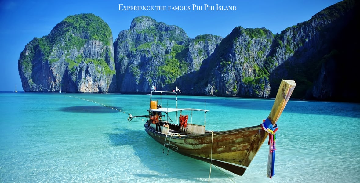 Phi Phi Island Day Tour by Speedboat From Phuket