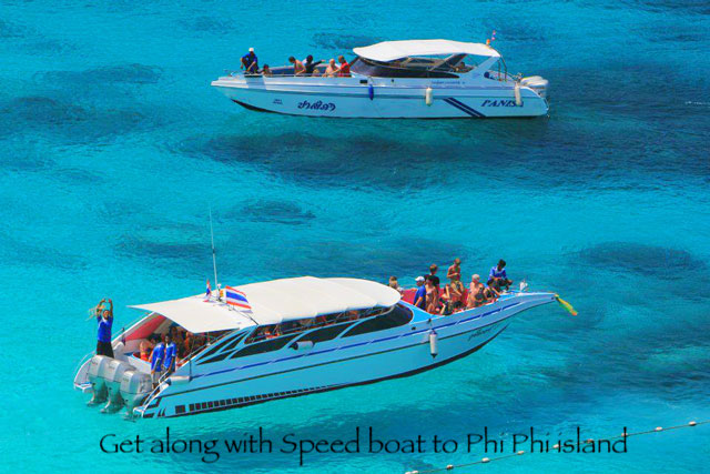 From Phuket Phi Phi Island Day Trip by Speedboat